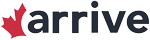 Arrive blog Logo