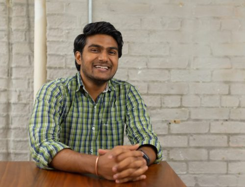 Networking helped me with job search: Trinadh's story