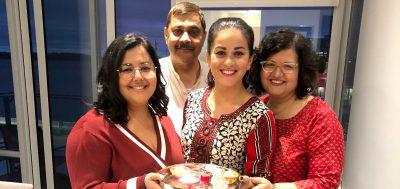 Shikha Diwali Picture