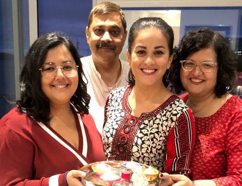 Diwali, My Family's Celebration of Light: Shikha's Story