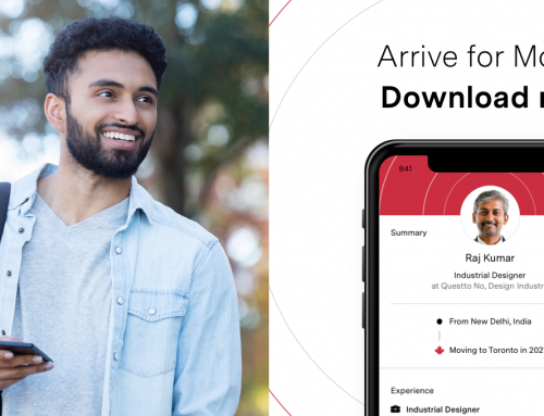 Introducing Arrive for mobile: Connecting just got easier