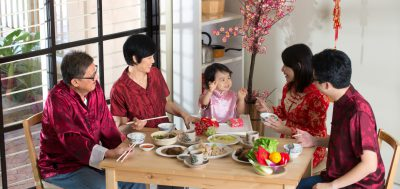 Chinese New Year: A time for family reunions