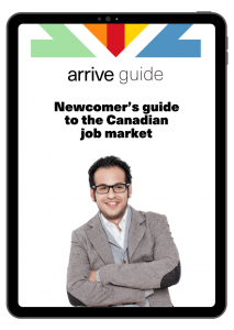 Canadian Job Market Guide Cover Picture