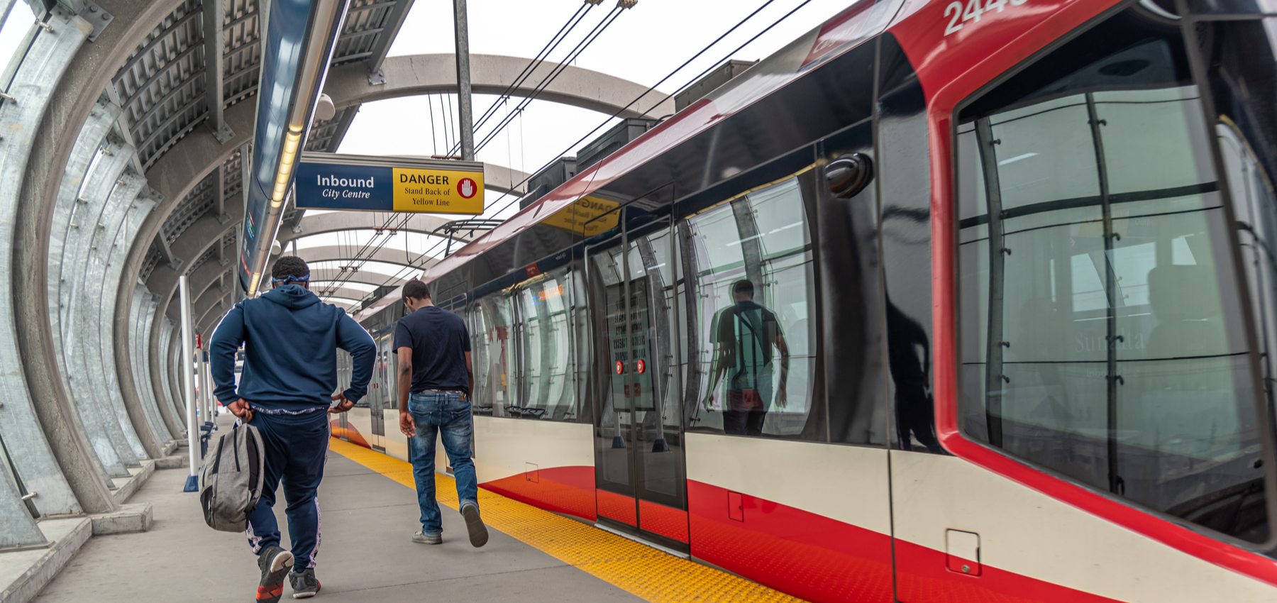 Get to know public transportation in Calgary