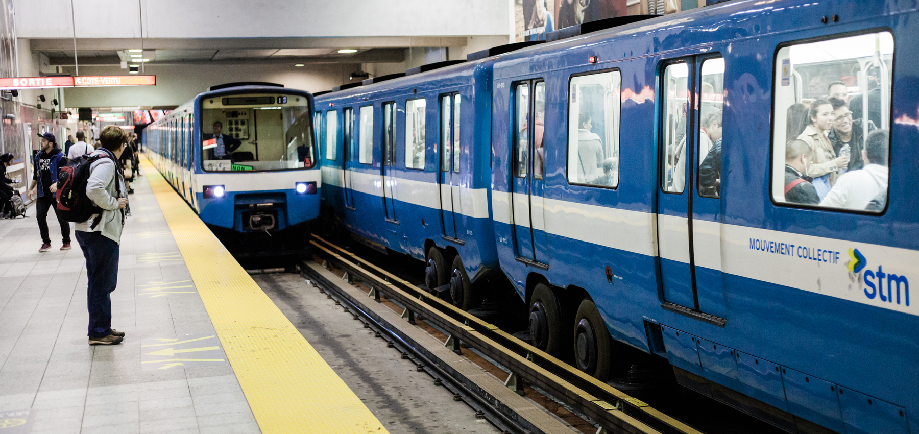 How to use public transportation in Montreal