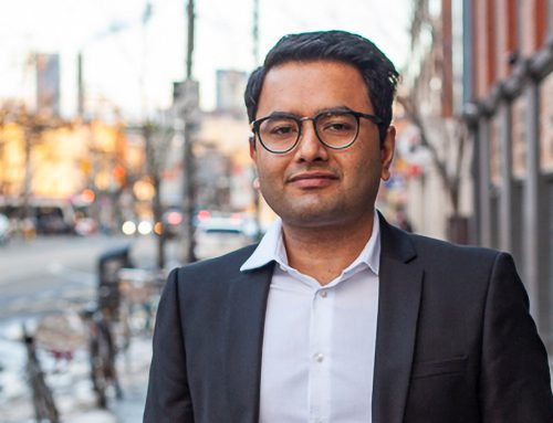 Finding his place in Canada and finding time to give back: Hardik's story