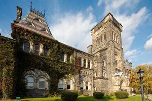 University of Toronto, Ontario