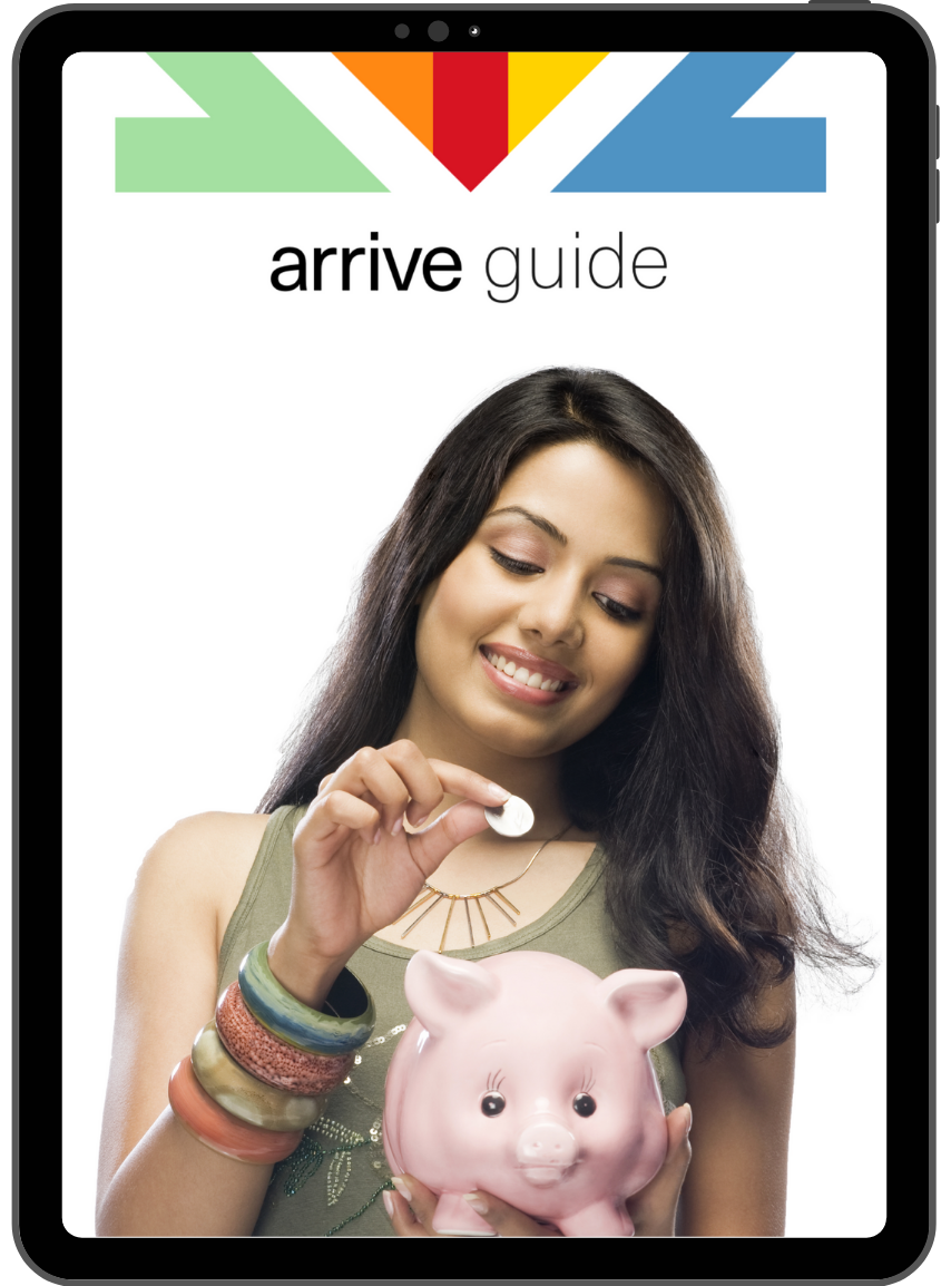 financial guide cover image