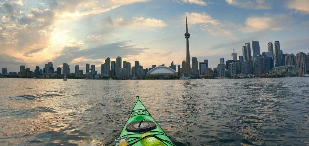 Marcela FF Kayak Toronto (1